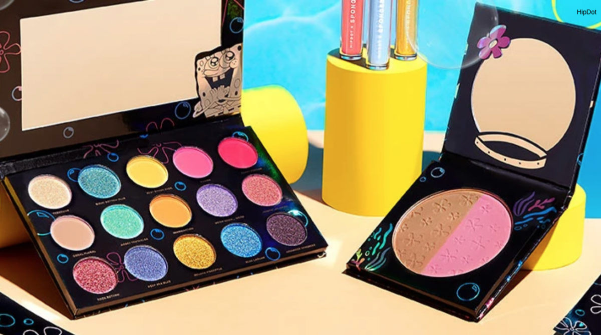 Breaking Beauty News: HipDot x SpongeBob, bPerfect, Sigma Beauty, and More!