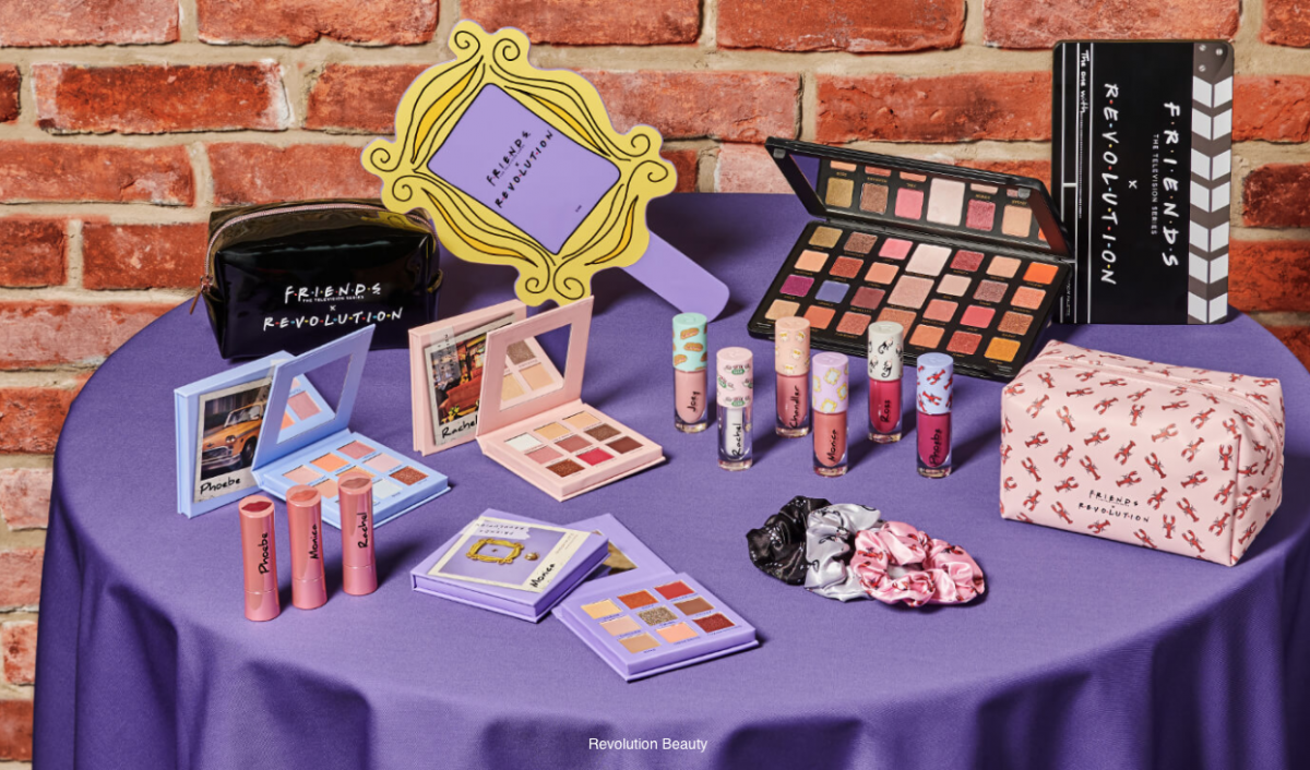 Breaking Beauty News: Urban Decay Stoned Vibes, Friends x Revolution & More!