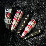 Mani of the Week: Glam Rock Nails Inspired by Rebecca Minkoff x KISS Nails at NYFW