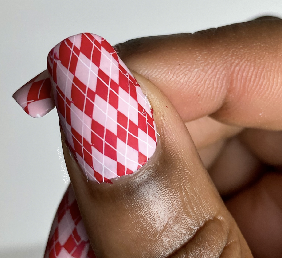 Mani of the Week: Valentine's Day Nail Art